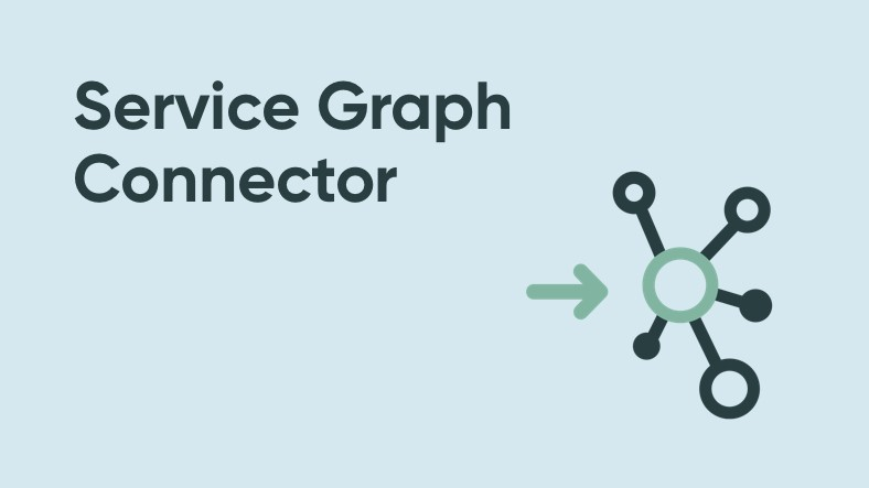 Service Graph Connector