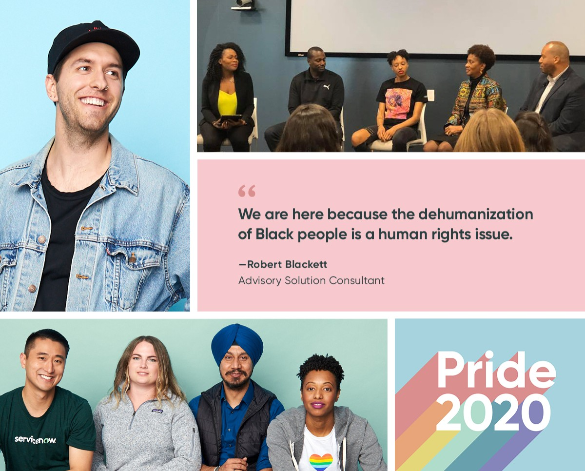 Pride and Diversity at ServiceNow
