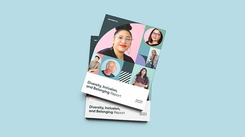 Announcing the fourth annual ServiceNow Diversity, Inclusion, and Belonging Report