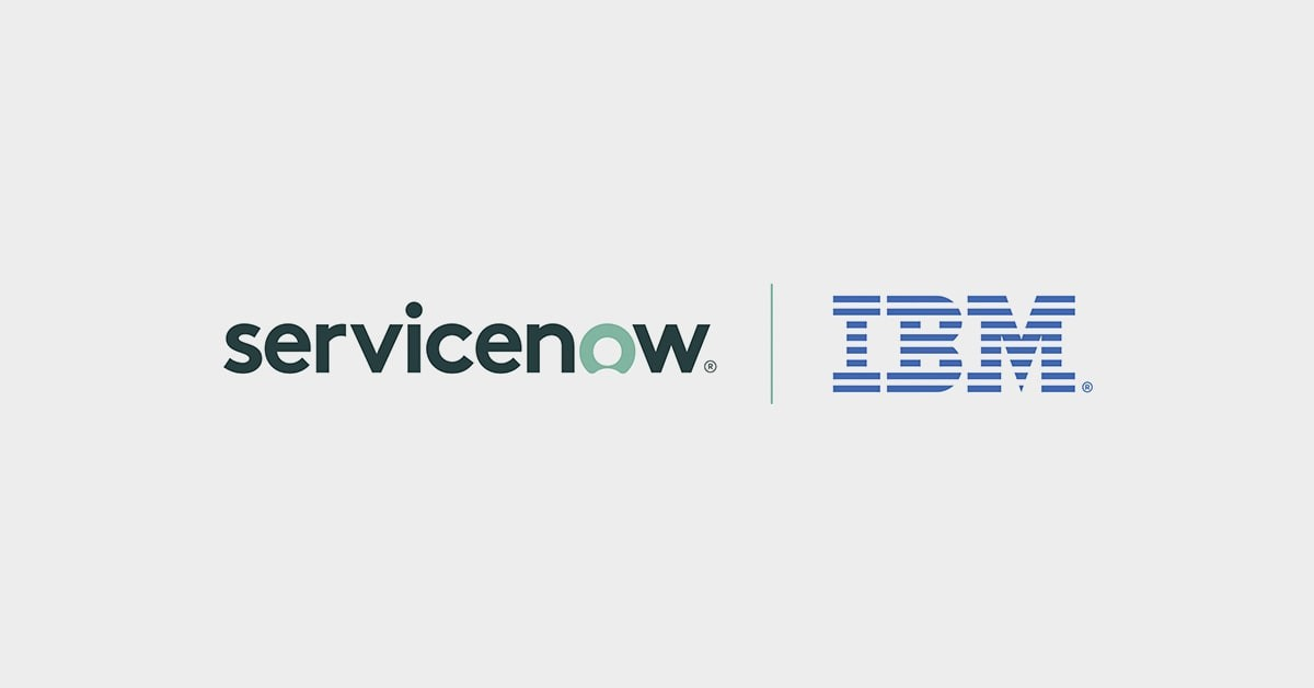 Today, we're pleased to announce a new partnership with IBM